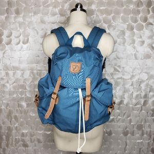 Fjallraven Blue Ovik 15l backpack LIKE NEW
